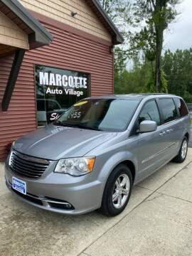 2014 Chrysler Town and Country for sale at Marcotte & Sons Auto Village in North Ferrisburgh VT