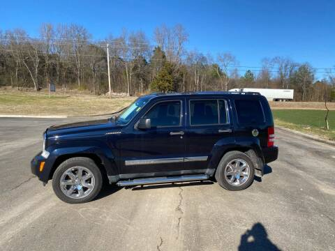 2011 Jeep Liberty for sale at Tennessee Valley Wholesale Autos LLC in Huntsville AL
