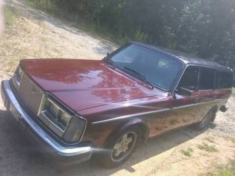 1980 Volvo Wagon for sale at Classic Car Deals in Cadillac MI