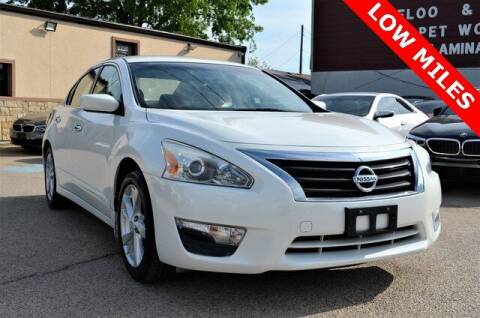 2013 Nissan Altima for sale at LAKESIDE MOTORS, INC. in Sachse TX