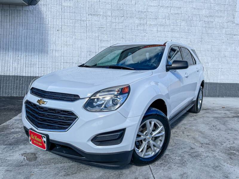 2017 Chevrolet Equinox for sale at ALIC MOTORS in Boise ID