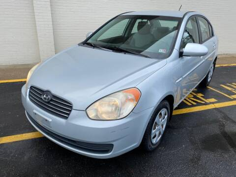 2008 Hyundai Accent for sale at Carland Auto Sales INC. in Portsmouth VA