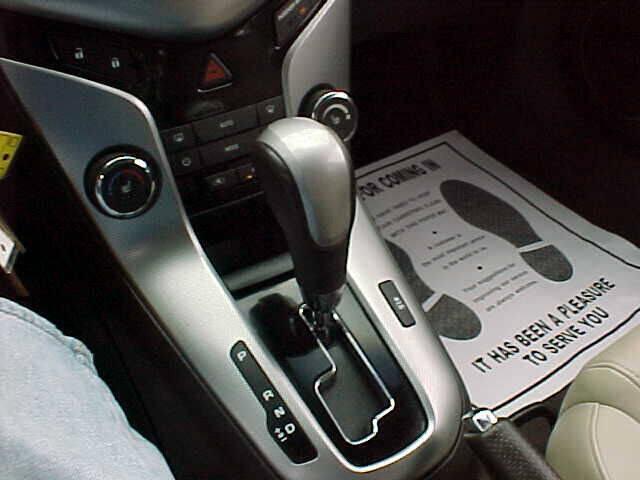 2011 Chevrolet Cruze LTZ 4dr Sedan - Pittsburgh PA