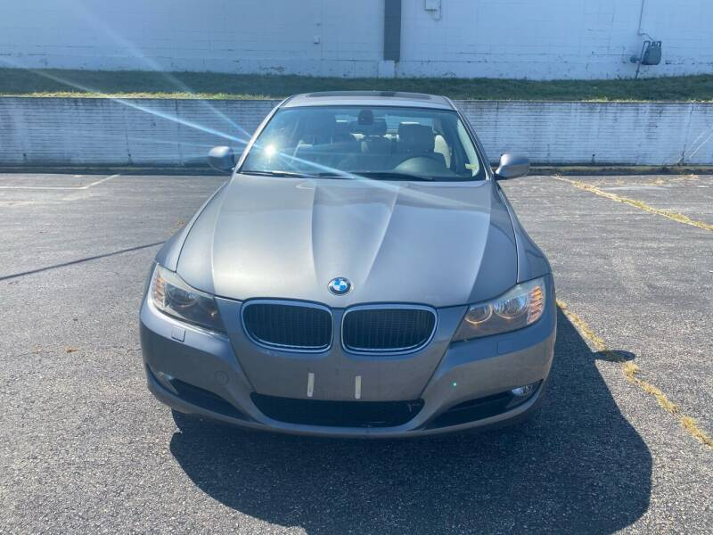 2011 BMW 3 Series for sale at D & J's Automotive Sales LLC in Olathe KS