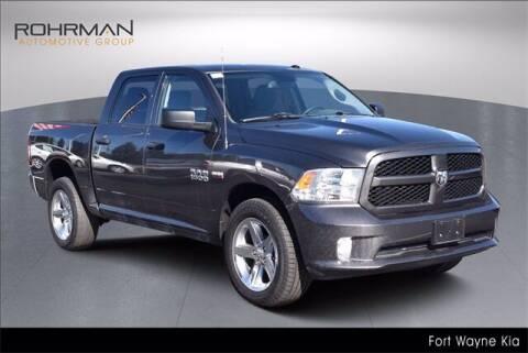 2016 RAM Ram Pickup 1500 for sale at BOB ROHRMAN FORT WAYNE TOYOTA in Fort Wayne IN