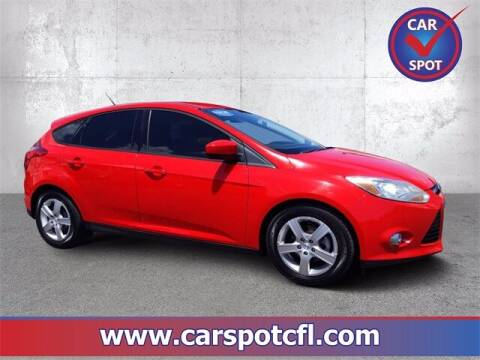 2012 Ford Focus for sale at Car Spot Of Central Florida in Melbourne FL