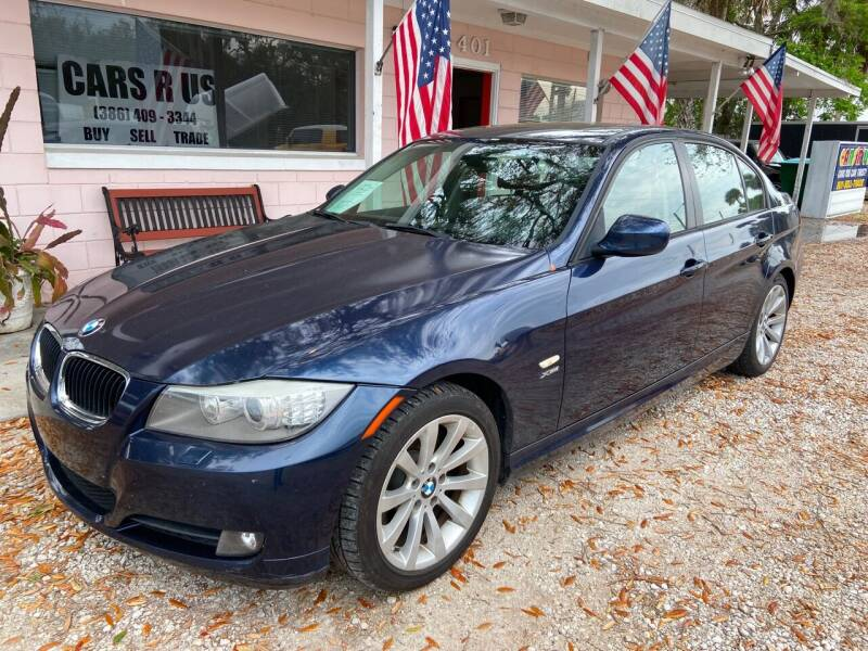 2011 BMW 3 Series for sale at D & D Detail Experts / Cars R Us in New Smyrna Beach FL