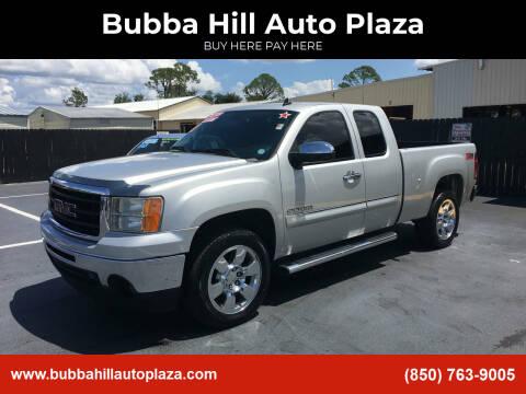 2011 GMC Sierra 1500 for sale at Bubba Hill Auto Plaza in Panama City FL