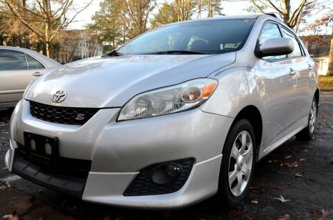 2010 Toyota Matrix for sale at Prime Auto Sales LLC in Virginia Beach VA