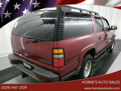 2005 Chevrolet Suburban for sale at Horne's Auto Sales in Richland WA