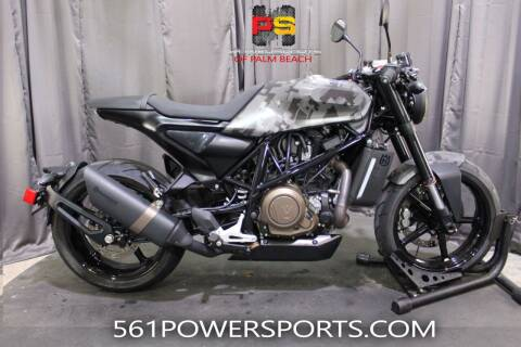 2019 Husqvarna Vitpilen 701 for sale at Powersports of Palm Beach in Hollywood FL