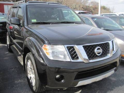 2011 Nissan Pathfinder for sale at Zinks Automotive Sales and Service - Zinks Auto Sales and Service in Cranston RI
