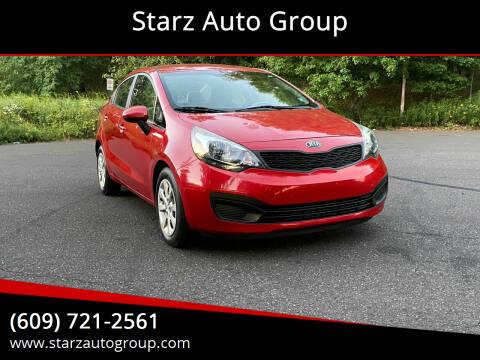 2013 Kia Rio for sale at Starz Auto Group in Delran NJ