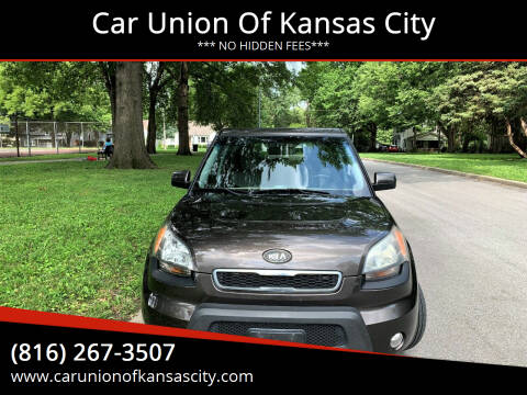 2010 Kia Soul for sale at Car Union Of Kansas City in Kansas City MO