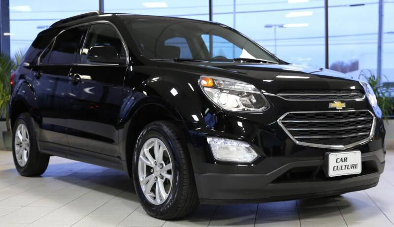 2017 Chevrolet Equinox for sale at Car Culture in Warren OH