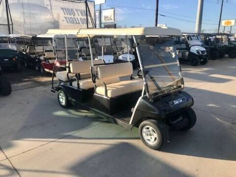 2001 Club Car Villager 6 Passenger Electric for sale at METRO GOLF CARS INC in Fort Worth TX