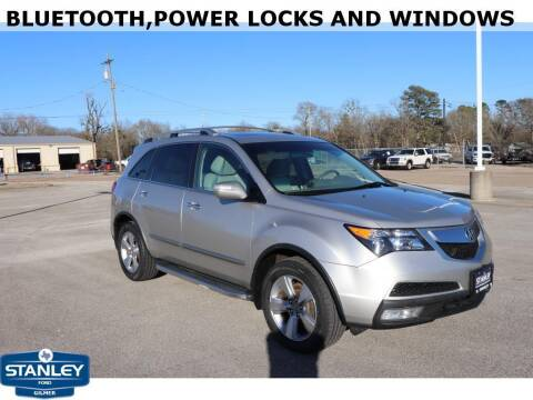 2013 Acura MDX for sale at Stanley Ford Gilmer in Gilmer TX