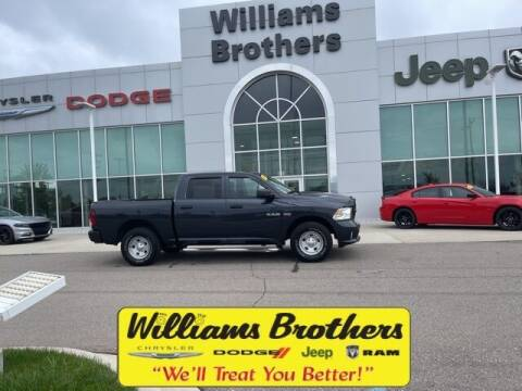 2013 RAM Ram Pickup 1500 for sale at Williams Brothers - Pre-Owned Monroe in Monroe MI