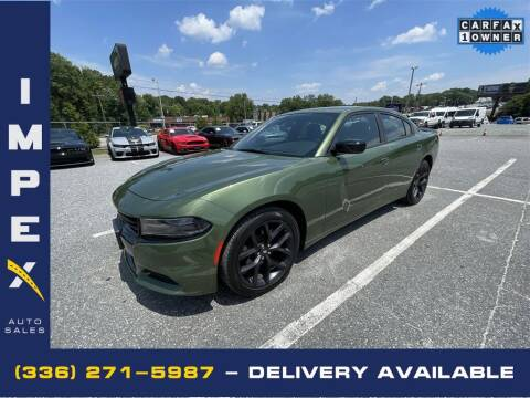 2020 Dodge Charger for sale at Impex Auto Sales in Greensboro NC