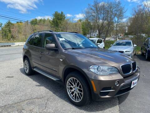 2012 BMW X5 for sale at Royal Crest Motors in Haverhill MA