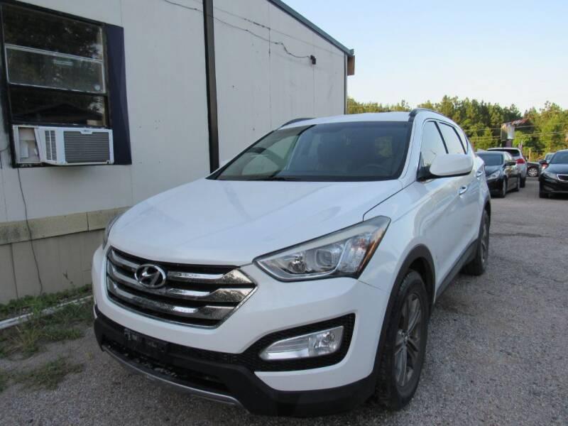 2013 Hyundai Santa Fe Sport for sale at Jump and Drive LLC in Humble TX