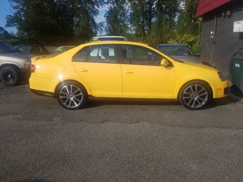 2007 Volkswagen Jetta for sale at Bonney Lake Used Cars in Puyallup WA