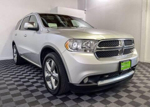 2013 Dodge Durango for sale at Sunset Auto Wholesale in Tacoma WA