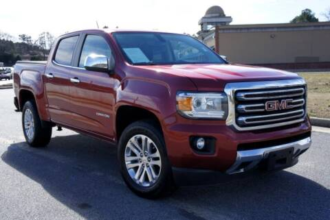 2016 GMC Canyon for sale at CU Carfinders in Norcross GA