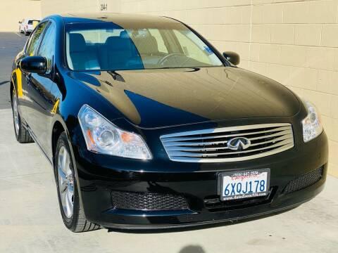 2008 Infiniti G35 for sale at Auto Zoom 916 in Rancho Cordova CA