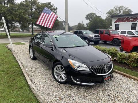 2016 Buick Regal for sale at Beach Auto Brokers in Norfolk VA