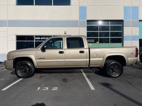 2004 Chevrolet Silverado 2500HD for sale at Euro Auto Sport in Chantilly VA