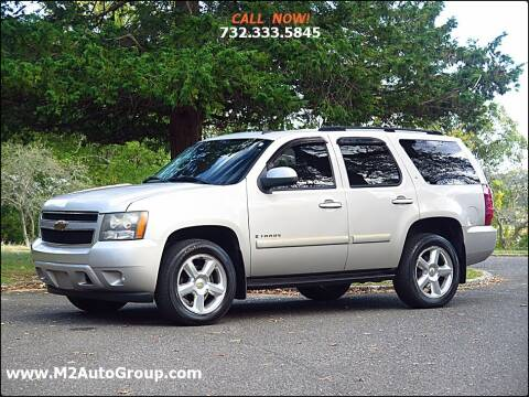 2007 Chevrolet Tahoe for sale at M2 Auto Group Llc. EAST BRUNSWICK in East Brunswick NJ