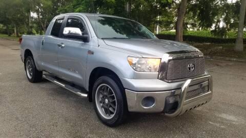 2013 Toyota Tundra for sale at DELRAY AUTO MALL in Delray Beach FL