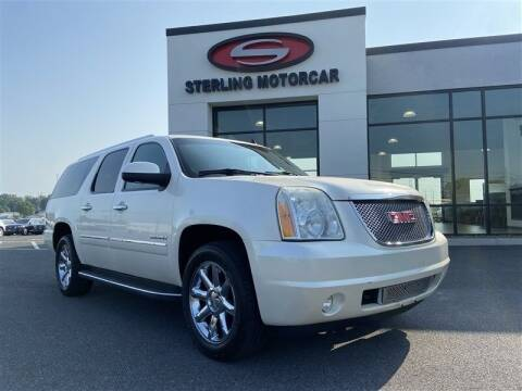 2012 GMC Yukon XL for sale at Sterling Motorcar in Ephrata PA