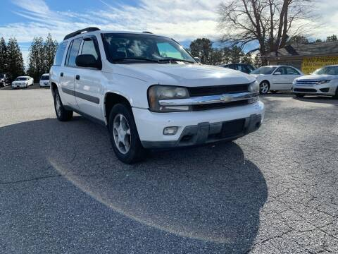 2005 Chevrolet TrailBlazer EXT for sale at Hillside Motors Inc. in Hickory NC