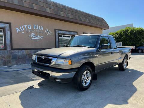 1999 Mazda B-Series Pickup for sale at Auto Hub, Inc. in Anaheim CA