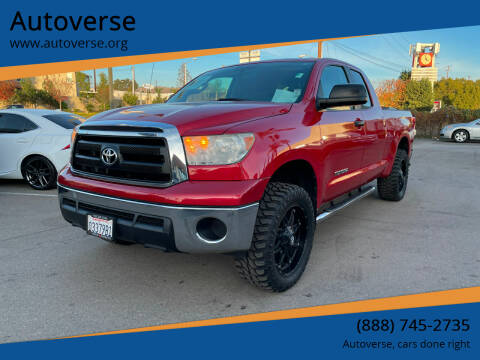 2011 Toyota Tundra for sale at Autoverse in La Habra CA