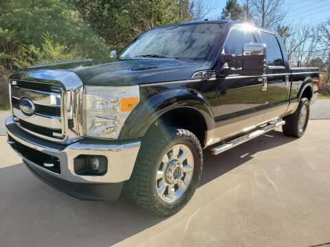 2011 Ford F-250 Super Duty for sale at Marks and Son Used Cars in Athens GA