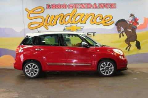 2014 FIAT 500L for sale at Sundance Chevrolet in Grand Ledge MI