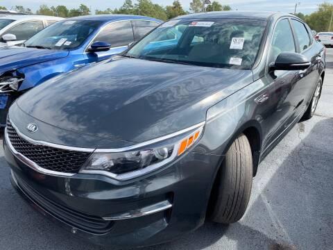 2016 Kia Optima for sale at Drive Now Motors in Sumter SC