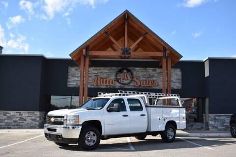 2014 Chevrolet Silverado 2500HD for sale at JW Auto Sales LLC in Harrisonburg VA
