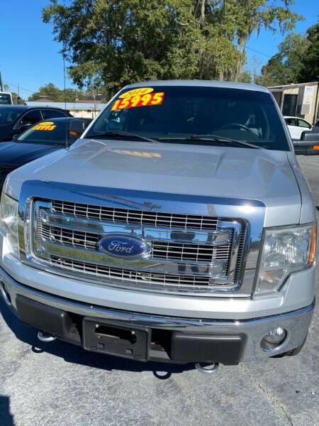 2014 Ford F-150 for sale at D & D Auto Sales in Valdosta GA