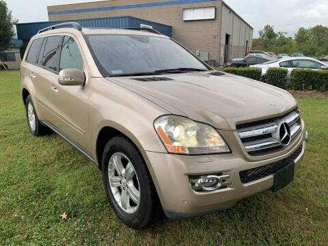 2007 Mercedes-Benz GL-Class for sale at Essen Motor Company, Inc in Lebanon TN