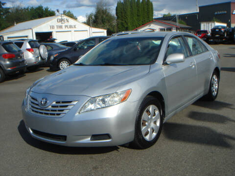 2007 Toyota Camry for sale at Sound Auto Land LLC in Auburn WA