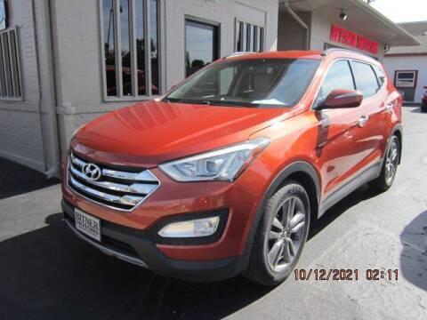 2013 Hyundai Santa Fe Sport for sale at Bitner Motors in Pittsburg KS