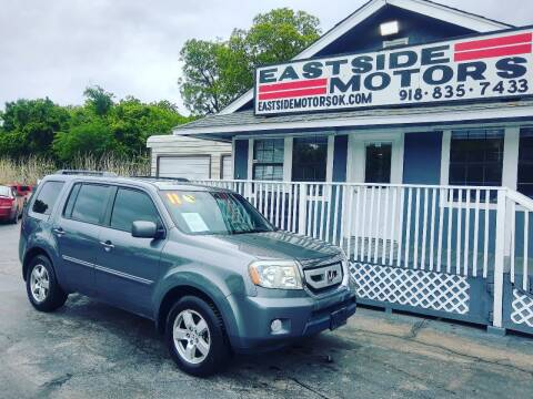 2011 Honda Pilot for sale at EASTSIDE MOTORS in Tulsa OK