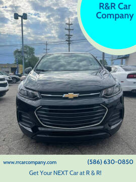 2020 Chevrolet Trax for sale at R&R Car Company in Mount Clemens MI