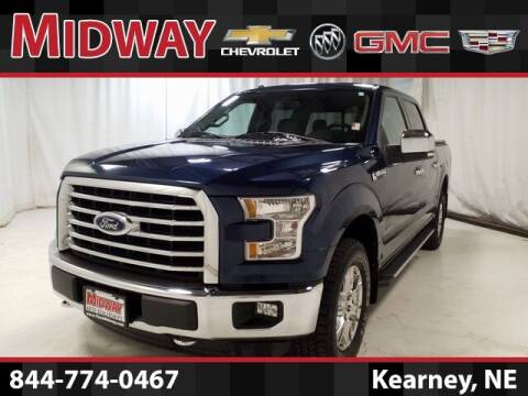 2016 Ford F-150 for sale at Midway Auto Outlet in Kearney NE