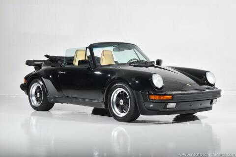 1989 Porsche 911 for sale at Motorcar Classics in Farmingdale NY