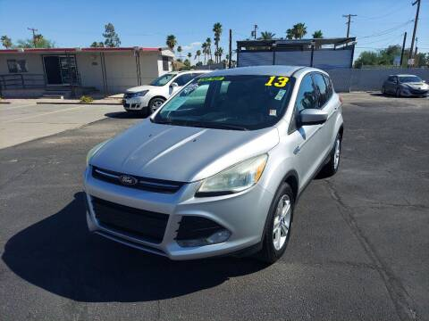 2013 Ford Escape for sale at Century Auto Sales in Apache Junction AZ